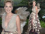 TIBURON, CA - AUGUST 22:  Actress Sharon Stone attends the Fourth Annual Hotbed Gala at The Drever Estate on August 22, 2015 in Tiburon, California.  (Photo by C Flanigan/Getty Images)