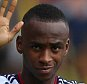 WATFORD, ENGLAND - AUGUST 15:  Saido Berahino of West Bromwich Albion waves after the Barclays premier League match between Watford and West Bromwich Albion at Vicarage Road on August 15, 2015 in Watford, England.  (Photo by Catherine Ivill - AMA/Getty Images)