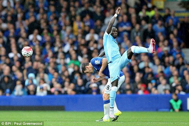 You couldn't pick holes in what Bacary Sagna did but City are a better side when Pablo Zabaleta is playing