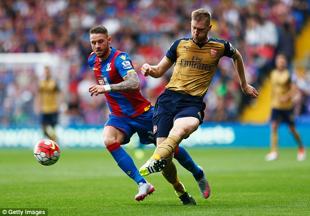 Arsenal star Per Mertesacker has admitted he doesn't 'fancy' a coaching role when he hangs up his boots