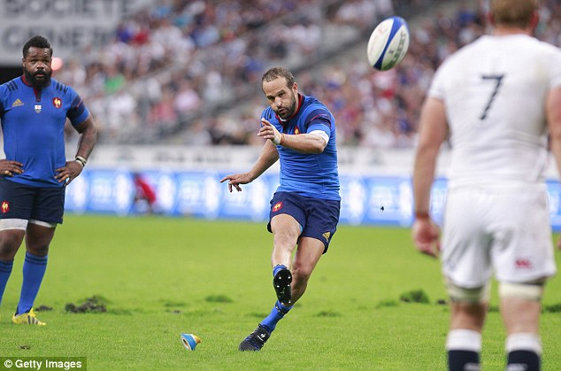 Trinh-Duc is casualty of the resurgence of Frederic Michalak, who impressed against England on Saturday
