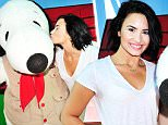 BUENA PARK, CA - AUGUST 22:  Demi Lovato celebrates her birthday at Knott's Berry Farm on August 22, 2015 in Buena Park, California.  (Photo by Jerod Harris/Getty Images)