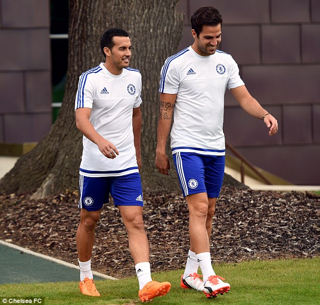 Cesc Fabregas has backed new team-mate Pedro to make a big impact in the Premier League this season