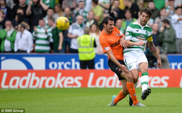 The 29-year-old Scotland internationalhas insisted that Celtic will do their talking on the pitch vs Malmo