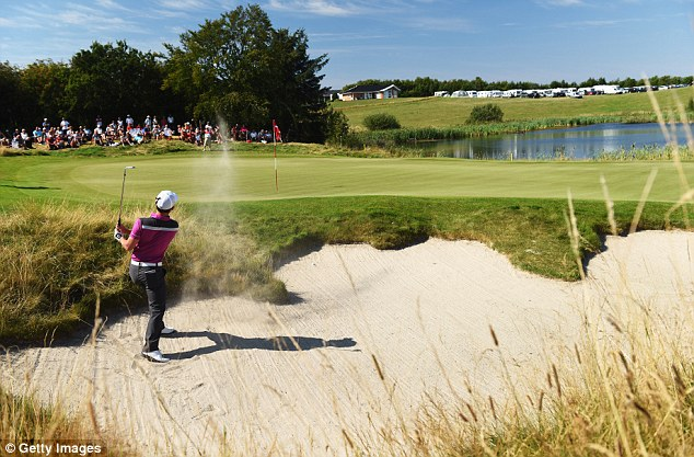 Chris Paisley of England shot a 66 to move into contention ahead of the final round in Denmark