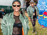 Mandatory Credit: Photo by AKEM/REX Shutterstock (4984595ds)\n Alexandra Burke in the Virgin Media Louder Lounge at V Festival, Chelmsford \n *EXCLUSIVE COVERAGE*\n V Festival, Hylands Park, Chelmsford, Essex, Britain - 23 Aug 2015\n \n