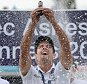 LONDON, ENGLAND - AUGUST 23:  Alastair Cook and his England team celebrate winning the ashes after day four of the 5th Investec Ashes Test match between England and Australia at The Kia Oval on August 23, 2015 in London, United Kingdom.  (Photo by Gareth Copley/Getty Images) *** BESTPIX ***