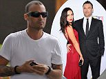 "EXCLUSIVE It seems Brian Austin Green is following Ben Affleck's lead and refusing to ditch his wedding ring as his marriage crumbles.\nThe former Beverly Hills, 90210 star was spotted out and about in Los Angeles on Friday (21Aug15) as news of his estranged wife Megan Fox's divorce filing broke - and he was still wearing his gold band.\nFox and Green separated in June (15), according to the legal papers, but are still on friendly terms. In fact Green was picking up gas en route to his ex-wife's new pad when he was spotted by WENN's snapper.\nAnd it was clear the marriage break-up is weighing heavily on him - an onlooker says, ""He appeared to be in really bad shape, struggling to walk and seemed to be either very sick or possibly under the influence. It took him over 15 minutes just to pump gas and leave the gas station.""\n\nFeaturing: Brian Austin Green\nWhere: Los Angeles, California, United States\nWhen: 21 Aug 2015\nCredit: Beiny/Bam/WENN.com"