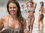 **ALL ROUND EXCLUSIVE PICTURES FROM SOLARPIX.COM**\n**DOUBLE SPACE RATES APPLY**\n**WORLDWIDE SYNDICATION RIGHTS**                                                                                  Caption:\nEX Wag & Glamour Model Danielle Lloyd Cooling off in Med during a recent family Holiday in Marbella.\nFollowing her traumatic split from her new boyfriend Tom Jimson when he was arrested for property fraud in Dubai & her divorce from Footballer Jamie O'Hara,\nThis pic:Danielle Lloyd \nJOB REF:18535  AB1/SF       DATE:15.08.15\n**MUST CREDIT SOLARPIX.COM OR DOUBLE FEE\nWILL BE CHARGED**\n**MUST AGREE FEE BEFORE ONLINE USAGE**\n**CALL US ON: +34 952 811 768 or LOW RATE FROM UK 0844 617 7637**