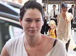 EXCLUSIVE: Game Of Thrones star Lena Headey who plays the villainous Queen Cersei Lannister is spotted as she arrives at LAX Airport in Los Angeles, Ca her family including her newborn son\n\nPictured: Lena Headey\nRef: SPL1108317  230815   EXCLUSIVE\nPicture by: IPix211 /London Entertainment\n\nSplash News and Pictures\nLos Angeles: 310-821-2666\nNew York: 212-619-2666\nLondon: 870-934-2666\nphotodesk@splashnews.com\n