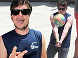Pictured: Josh Hutcherson\nMandatory Credit © Gilbert Flores/Broadimage\nCelebrity Volleyball Match hosted by Josh Hutcherson in support of Straight But Not Narrow\n\n8/23/15, Long Beach, CA, United States of America\n\nBroadimage Newswire\nLos Angeles 1+  (310) 301-1027\nNew York      1+  (646) 827-9134\nsales@broadimage.com\nhttp://www.broadimage.com\n