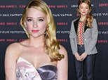 Mandatory Credit: Photo by Everett/REX Shutterstock (4101865u).. Haley Bennett.. 'The Equalizer' film premiere, Toronto International Film Festival, Canada - 07 Sep 2014.. WEARING ULYANA SERGEENKO..