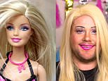 Kandee Johnson Transforms James Corden into Barbie