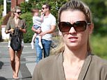 24 Aug 2015 - ALDERLEY EDGE - UK  TV HOST PADDY MCGUINESS AND WIFE CHRISTINE SEEN OUT AND ABOUT INALDERLEY EDGE CHESHIRE   BYLINE MUST READ : XPOSUREPHOTOS.COM  ***UK CLIENTS - PICTURES CONTAINING CHILDREN PLEASE PIXELATE FACE PRIOR TO PUBLICATION ***  **UK CLIENTS MUST CALL PRIOR TO TV OR ONLINE USAGE PLEASE TELEPHONE   44 208 344 2007 **