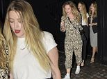24.AUGUST.2015 - LONDON - UK\nAMERICAN ACTRESS AMBER HEARD SPOTTED LEAVING CHILTERN FIREHOUSE WITH A MYSTERY WOMAN!\nBYLINE MUST READ : XPOSUREPHOTOS.COM\n***UK CLIENTS - PICTURES CONTAINING CHILDREN PLEASE PIXELATE FACE PRIOR TO PUBLICATION***\nUK CLIENTS MUST CALL PRIOR TO TV OR ONLINE USAGE PLEASE TELEPHONE 0208 344 2007