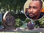 Resting place: Bobbi Brown's grave, right, marked by a flower pot, at Fairview Cemetery in Westfield, New Jersey, on August 5, 2015. Bobbi is buried next to her mother, Whitney Houston\n\nRead more: http://www.dailymail.co.uk/news/article-3186192/National-Enquirer-runs-DEATHBED-photo-Bobbi-Kristina-Georgia-hospice-amid-heated-family-feud-image-taken-funeral.html#ixzz3jl0PiBjC \nFollow us: @MailOnline on Twitter | DailyMail on Facebook