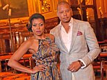 Mandatory Credit: Photo by NIVIERE/SIPA/REX Shutterstock (4848701b).. Terrence Howard and Taraji P.Henson.. 'Empire' TV Series photocall, 55th Monte Carlo TV Festival, Monaco - 15 Jun 2015.. ..