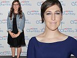 Mandatory Credit: Photo by Jim Smeal/BEI/REX Shutterstock (4810084fc).. Mayim Bialik.. Critics' Choice Television Awards, Los Angeles, America - 31 May 2015.. ..