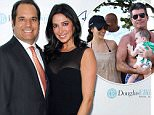 Mandatory Credit: Photo by ddp USA/REX Shutterstock (2750350a).. Andrew Silverman, Lauren Silverman.. Tanya Zuckerbrot's Book Launch Party for the Miracle Carb Diet, New York, America - 16 Jan 2013.. ..