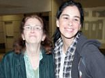 Sarah Silverman, her mother Beth Ann O'Hara, and adopted brother arrive at LAX airport on a Delta flight from New York City\nLos Angeles, California - 10.12.08\nCredit: (Mandatory): WENN