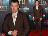 SYDNEY, AUSTRALIA - AUGUST 24: Joel Edgerton arrives ahead of 'The Gift' Sydney Premiere at Event Cinemas George Street on August 24, 2015 in Sydney, Australia.  (Photo by Don Arnold/WireImage)