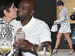MALIBU, CA - AUGUST 24:  Kris Jenner and Kim Kardashian West attend Westime Celebrates Kris Jenner's Haute Living Cover at Nobu Malibu on August 24, 2015 in Malibu, California.  (Photo by Vivien Killilea/Getty Images for Haute Living)