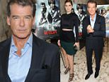 NEW YORK, NY - AUGUST 24:  Pierce Brosnan attends the special screening of NO ESCAPE with Owen Wilson, Lake Bell and Pierce Brosnan at Dolby 88 Theater on August 24, 2015 in New York City.  (Photo by Craig Barritt/Getty Images for Weinstein)
