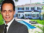 Marc Antony Selling His House
