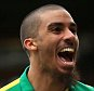 FILE PHOTO: Lewis Grabban not for sale insists Norwich City manager Alex Neil following interest from AFC Bournemouth Norwich City's Lewis Grabban celebrates scoring the second goal of the match ... Soccer - SkyBet Championship - Norwich City v Ipswich Town - Carrow Road ... 01-03-2015 ... Norwich ... UK ... Photo credit should read: Stephen Pond/EMPICS Sport. Unique Reference No. 22386898 ...
