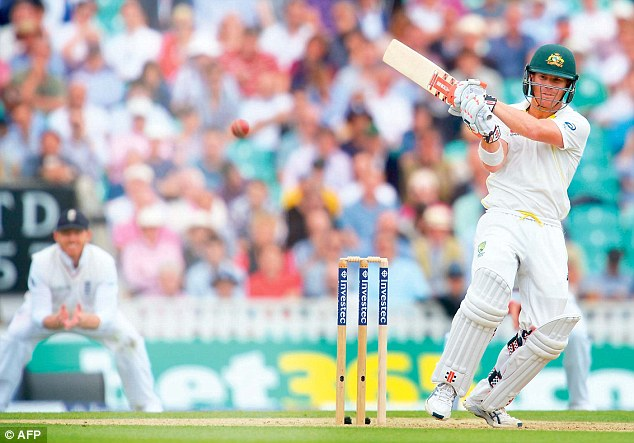 Opening batsman Warner fired 418 runs for Australia in the Ashes, finishing with an average of 46
