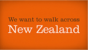 Walking the length of New Zealand