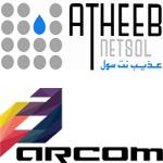 Catalyic partnerships with Ateeb Netsol, Arcom and RICI