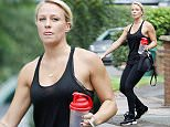 24.AUGUST.2015 - LONDON - UK\n***EXCLUSIVE ALLROUND PICTURES***\n*** STRICTLY NOT AVAILABLE FOR MAIL ONLINE AND ANY ONLINE SUBSCRIPTION DEALS UNLESS FEE AGREED PRIOR TO USAGE***\nCHLOE MADELEY SEEN LOOKING MUSCLY WHILE LEAVING HER HOME IN HER GYM GEAR SHOWING HER BROAD SHOULDERS, CHLOE IS FAMOUS FOR HER REVEALING SELFIES AND BELFIES WHICH SHE OFTEN POSTS IN SOCIAL NETWAOK SITES!\nBYLINE MUST READ : XPOSUREPHOTOS.COM\n***UK CLIENTS - PICTURES CONTAINING CHILDREN PLEASE PIXELATE FACE PRIOR TO PUBLICATION ***\nUK CLIENTS MUST CALL PRIOR TO TV OR ONLINE USAGE PLEASE TELEPHONE 0208 344 2007**