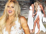 **NO WEB, MUST CALL FOR PRICING** *EXCLUSIVE* **SHOT ON 8/25/15** Marina del Rey, CA - Part 2 - Khloe Kardashian went all out for her boyfriend James Hardenís 26th birthday bash. The extended Kardashian crew was treated to a dazzling firework display at midnight. Khloe and company spared no expense as they watched the show from a luxury yacht. Locals in the surrounding area were surely confused by the late night noise.\nAKM-GSI          August 26, 2015\n**NO WEB, MUST CALL FOR PRICING**  **MANDATORY CREDIT MUST READ: FameFlynet/AKM-GSI**\nTo License These Photos, Please Contact :\nSteve Ginsburg\n(310) 505-8447\n(323) 423-9397\nsteve@akmgsi.com\nsales@akmgsi.com\nor\nMaria Buda\n(917) 242-1505\nmbuda@akmgsi.com\nginsburgspalyinc@gmail.com