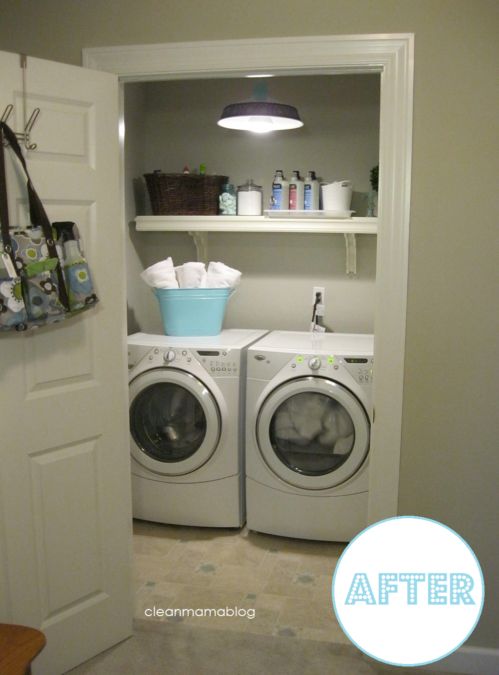 Wayfair DIY Challenge – My Laundry Room