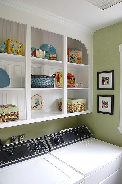 Laundry Room Makeovers | FURNITURE