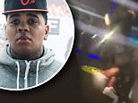 Kevin Gates Kicks Fan For Touching Him On Stage