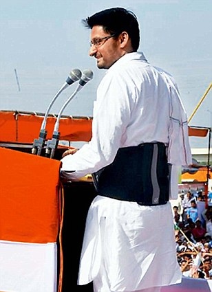 Deepender S Hooda Party: Congress, Constituency: Rohtak, Assets - Movable: Rs 7.06 crore, Immovable: Rs 28.77 crore, Total assets: Rs 35.83 crore
