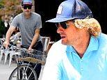Owen Wilson and Luke Wilson ride bikes in New York City\n\nPictured: Owen Wilson,Luke Wilson\nRef: SPL1109577  290815  \nPicture by: Splash News\n\nSplash News and Pictures\nLos Angeles: 310-821-2666\nNew York: 212-619-2666\nLondon: 870-934-2666\nphotodesk@splashnews.com\n