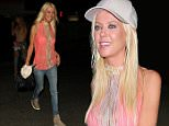 Tara Reid seen clubbing at 1 OAK nightclub in West Hollywood, CA\n\nPictured: Tara Reid\nRef: SPL1111975  280815  \nPicture by: Roshan Perera\n\nSplash News and Pictures\nLos Angeles: 310-821-2666\nNew York: 212-619-2666\nLondon: 870-934-2666\nphotodesk@splashnews.com\n