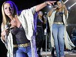 The singer Anastascia performs in Naples , August 28, 2015\n\nPictured: Anastascia\nRef: SPL1108861  290815  \nPicture by: NApress\n\nSplash News and Pictures\nLos Angeles: 310-821-2666\nNew York: 212-619-2666\nLondon: 870-934-2666\nphotodesk@splashnews.com\n