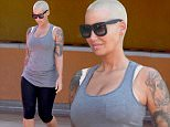 141683, Amber Rose seen out and about in LA. Los Angeles, California - Saturday August 28, 2015. Photograph: © Survivor, PacificCoastNews. Los Angeles Office: +1 310.822.0419 sales@pacificcoastnews.com FEE MUST BE AGREED PRIOR TO USAGE