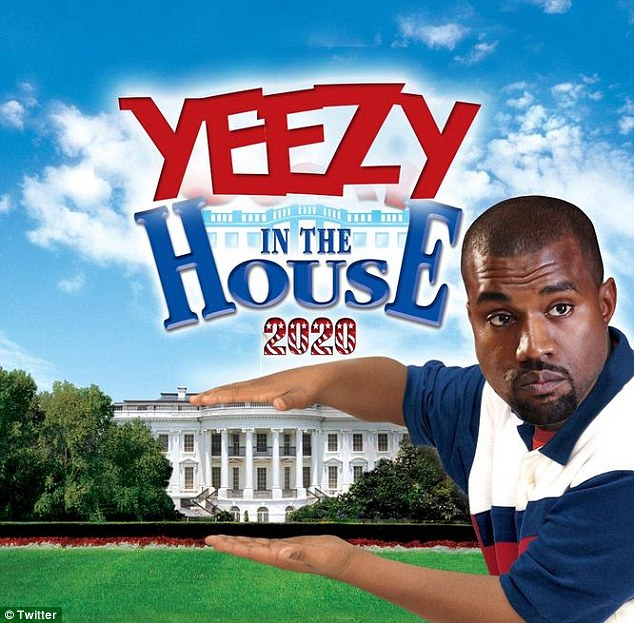 Right at home: Another meme takes a look at what a Kanye West presidency could look like in 2020