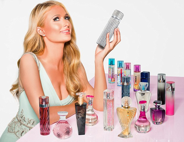 As Paris Hilton unveils her eighteenth fragrance from her £1bn perfume portfolio, FEMAIL catches up with the businesswoman to chat all things fragrance
