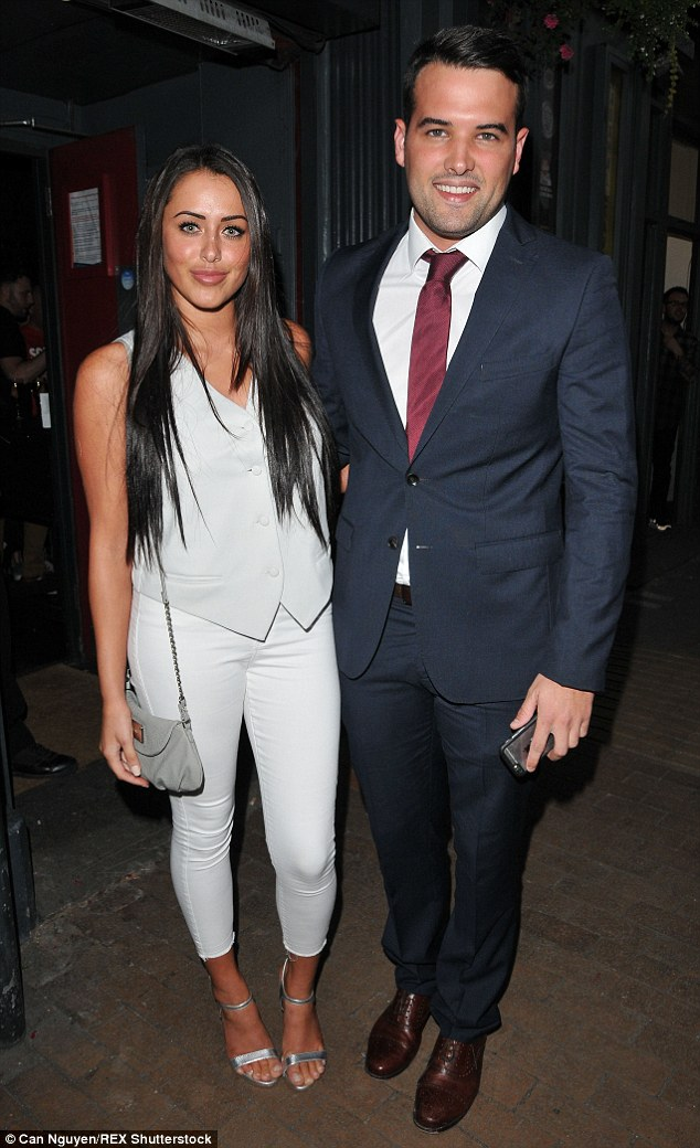 Finished! It looks like things are over between Marnie Simpson and boyfriend Ricky Rayment as the reality star hinted that the two have called time on their romance with a cryptic Twitter post on Sunday