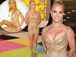 LOS ANGELES, CA - AUGUST 30:  Britney Spears attends the 2015 MTV Video Music Awards at Microsoft Theater on August 30, 2015 in Los Angeles, California.  (Photo by Kevin Mazur/WireImage)
