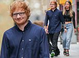 EXCLUSIVE: Ed Sheeran spotted all smiling while walking in Midtown, New York City on Aug 30, 2015\n\nPictured: Ed Sheeran\nRef: SPL1112674  300815   EXCLUSIVE\nPicture by: Felipe Ramales / Splash News\n\nSplash News and Pictures\nLos Angeles: 310-821-2666\nNew York: 212-619-2666\nLondon: 870-934-2666\nphotodesk@splashnews.com\n