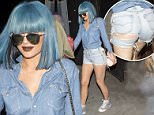 Kylie Jenner wearing daisy duke shorts exposing her bottom cheek and Blue Hair was with good friend Chantel Jeffries seen leaving 'The Nice Guy' bar in West Hollywood, CA\n\nPictured: Kylie Jenner, Chantel Jeffries\nRef: SPL1112356  290815  \nPicture by: SPW / Splash News\n\nSplash News and Pictures\nLos Angeles: 310-821-2666\nNew York: 212-619-2666\nLondon: 870-934-2666\nphotodesk@splashnews.com\n