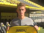 """Pleased to sign for Dortmund ?? ! Looking forward to new season"""