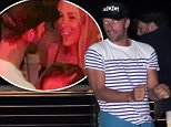EXCLUSIVE. Coleman-Rayner. Montauk, NY, USA.\nAugust 28, 2015\nChris Martin enjoys the single life as he's seen dancing and chatting with good looking women at a Rolling Stone Magazine party in Montauk, NY.  Martin was at the event supporting Arcade Fire's, Win Butler, who was performing as 'DJ Windows 98' (not pictured).\nCREDIT LINE MUST READ: Coleman-Rayner\nTel US (001) 310-4744343- office \nTel US (001) 323 5457584 - cell\nwww.coleman-rayner.com